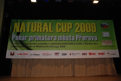 Natural Cup - Přerov 2009 m